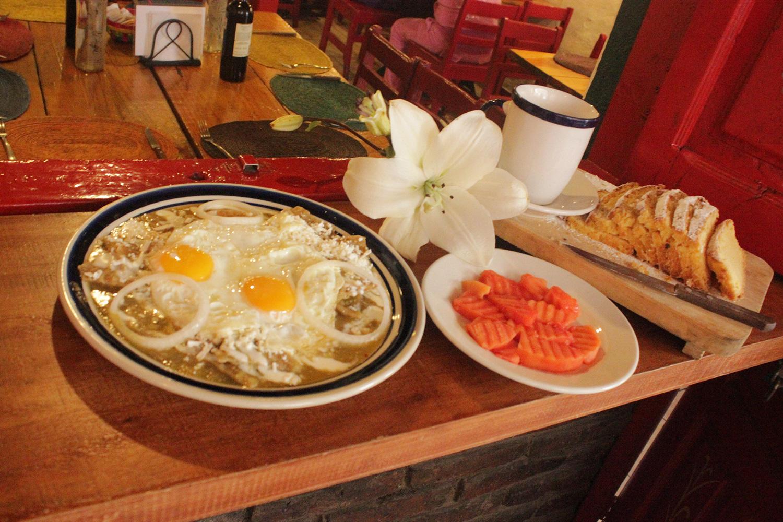 Desayuno Gourmet